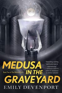 [Medusa In The Graveyard (Product Image)]