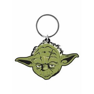 [Star Wars: Rubber Keychain: Yoda (Product Image)]