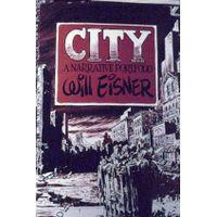 [Will Eisner CITY: A Narrative Portfolio (Product Image)]