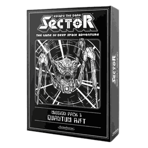 [Escape The Dark Sector: Mission Pack 3: Quantum Rift (Expansion) (Product Image)]