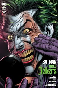 [Batman: Three Jokers #2 (Make Up Premium Variant) (Product Image)]