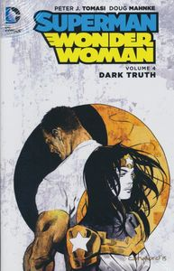 [Superman/Wonder Woman: Volume 4: Dark Truth (Hardcover) (Product Image)]