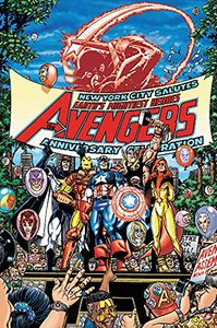 [The Marvel Art Of George Perez (Hardcover) (Product Image)]