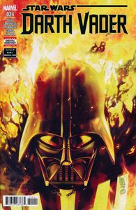 [Star Wars: Darth Vader #24 (Product Image)]