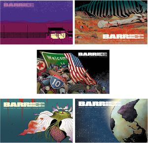 [Barrier (Complete Set) (Product Image)]