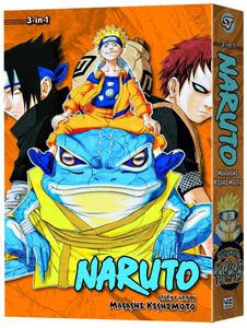 [Naruto: 3-In-1 Edition: Volume 5 (Product Image)]