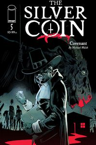 [The Silver Coin #5 (Cover A Walsh) (Product Image)]