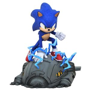 [Sonic Movie: 1/6 Scale Statue: Sonic (Product Image)]