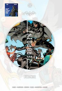[Batman/Fortnite: Zero Point (Hardcover) (Product Image)]