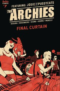 [Archies #7 (Cover B Chiang) (Product Image)]