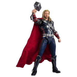 [Marvel: Avengers: S.H.Figuarts Action Figure: Thor (Avengers Assemble Edition) (Product Image)]