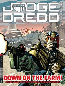 [Judge Dredd Megazine #420 (Product Image)]