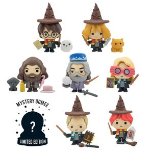 [Harry Potter: Eraser Mini Figures (Product Image)]