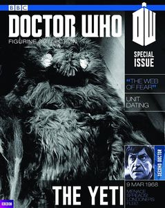 [Doctor Who: Figurine Collection Magazine: Special: Yeti (Product Image)]
