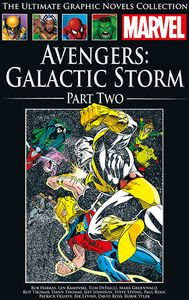 [Marvel: Graphic Novel Collection: Volume 184: Avengers: Galactic Storm Part 2 (Product Image)]
