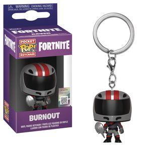 [Fortnite: Pocket Pop! Vinyl Keychain: Burnout (Product Image)]