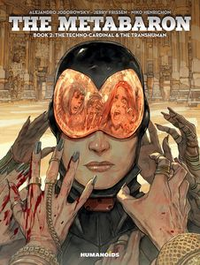 [The Metabaron: Book 2 Techno-Cardinal & Transhuman (Hardcover - Signed Edition) (Product Image)]