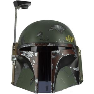 [Star Wars: Replica Helmet: Boba Fett (Product Image)]