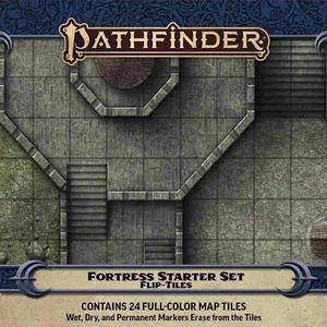 [Pathfinder: Flip Tiles: Fortress Starter Set (Product Image)]
