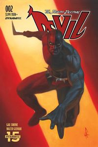 [Death-Defying Devil #2 (Cover C Federici) (Product Image)]