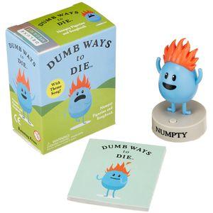 [Dumb Ways To Die: Numpty Figurine Kit (Product Image)]