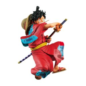 [One Piece: King Of Artist Figure: Monkey D. Luffy (Wanokuni) (Product Image)]