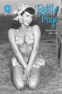 [Bettie Page #2 (Cover E Photo) (Product Image)]