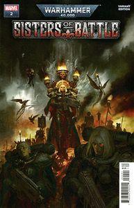 [Warhammer 40k: Sisters Of Battle #2 (Games Workshop Variant) (Product Image)]