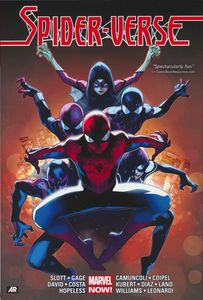 [Spider-Verse (Hardcover) (Product Image)]
