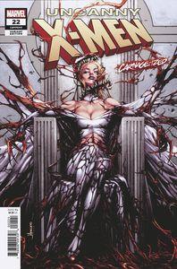 [Uncanny X-Men #22 (Anacleto Carnage-Ized Variant) (Product Image)]