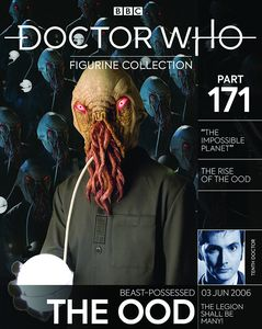 [Doctor Who Figure Collection #171: Ood Red Eyed (Product Image)]