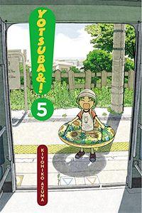 [Yotsuba&!: Volume 5 (Product Image)]