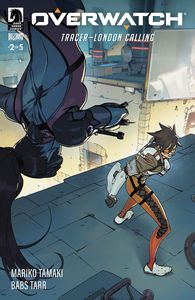 [Overwatch: Tracer: London Calling #2 (Cover A Bengal) (Product Image)]