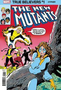 [True Believers: X-Men: Cypher #1 (Product Image)]
