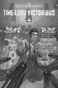 [Doctor Who: Time Lord Victorious #1 (Cover C Quah) (Product Image)]
