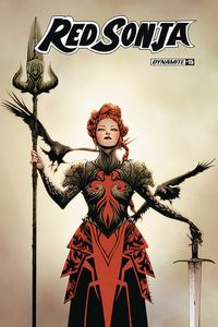 [Red Sonja #15 (Cover A Lee) (Product Image)]
