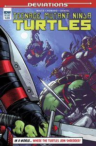 [Teenage Mutant Ninja Turtles: Deviations (Product Image)]
