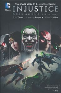 [Injustice: Gods Among Us: Volume 1 (Hardcover) (Product Image)]