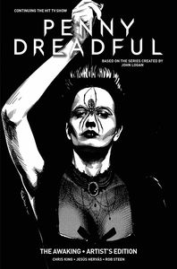 [Penny Dreadful: Volume 1 (Hardcover Oversized Art Edition) (Product Image)]