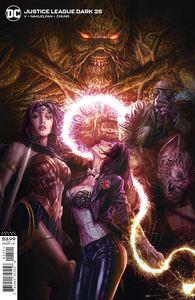 [Justice League Dark #25 (Clayton Crain Variant) (Product Image)]