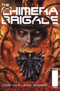 [Chimera Brigade #4 (Cover B Percival) (Product Image)]