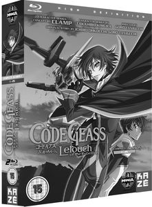 [Code Geass: Lelouch Of The Rebellion: Series 1 (Blu-Ray/DVD) (Product Image)]