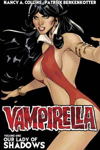 [New Vampirella: Volume 1: Our Lady Of Shadows (Product Image)]