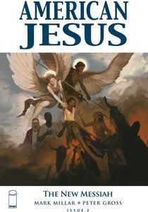 [American Jesus: The New Messiah #2 (Cover A) (Product Image)]