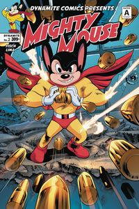 [Mighty Mouse #2 (Cover B Lima) (Product Image)]