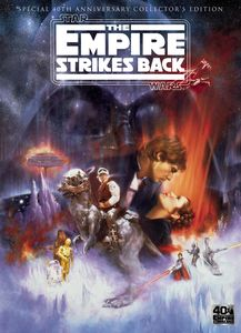 [Star Wars: The Empire Strikes Back: 40th Anniversary (Collector's Newsstand Edition) (Product Image)]