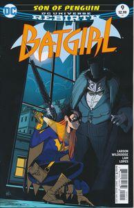 [Batgirl #9 (Product Image)]