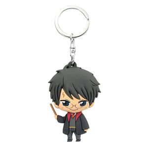 [Harry Potter: 3D Figural Keychain: Harry Potter (Product Image)]