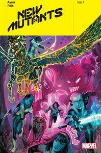 [New Mutants: Vita Ayala: Volume 1 (Product Image)]