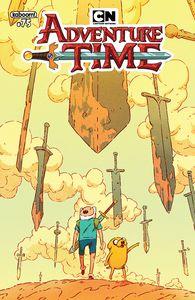 [Adventure Time #75 (Subscription Bak Variant) (Product Image)]